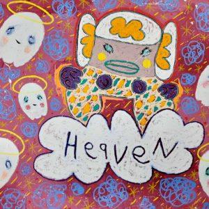Little Fighter Girl In Heaven